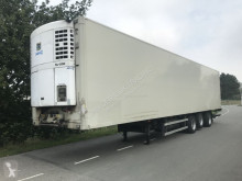 Burg mono temperature refrigerated semi-trailer 3as Thermo King 200sl-e 2000kg Hollandia + Stuuras