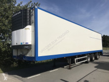 Heiwo mono temperature refrigerated semi-trailer HZP 3000kg Laadklep Stuuras + Liftas