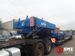 Nicolas Oplegger 3+2 top 1a new tyres semi-trailer used heavy equipment transport