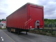 Kaiser tautliner semi-trailer