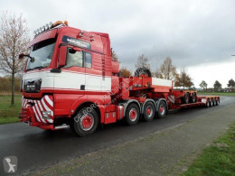 Faymonville heavy equipment transport semi-trailer VarioMax STBZ 6VA 2+4 Low Loader
