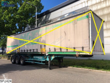 Coder Container Disc brakes, 20 / 40 / 45 FT Container Transport, Twistlocks semi-trailer used container