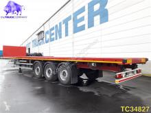 nc verhuur / leasing Flatbed semi-trailer