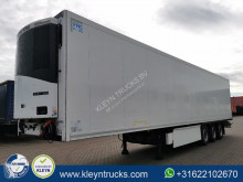 Trailer Krone THERMOKING SLX300E meatrails / rohrbahn tweedehands koelwagen mono temperatuur
