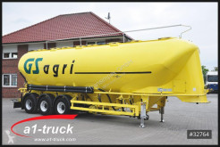Spitzer SF 2755/4P Silo Futter, 4 Kammern semi-trailer