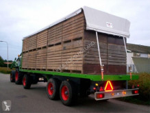 Schmitz Cargobull flatbed trailer 3as BLADVERING