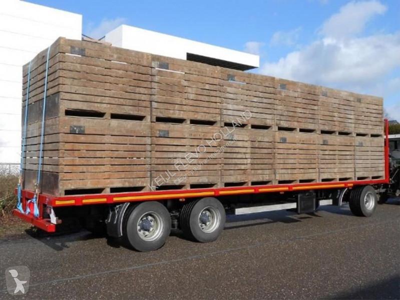 View images Van Hool BLADVERING 30 ton trailer