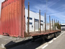 Leciñena timber semi-trailer