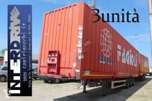 Rolfo semirimorchio portacontainer furgone capi appesi semi-trailer