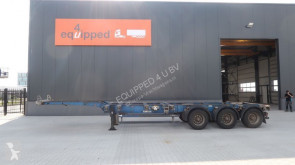 semi remorque Schmitz Cargobull 45FT HC, extendable (front, rear and bumper), BPW, Dutch-trailer