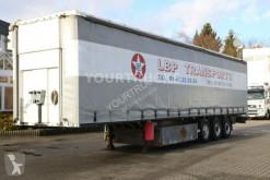 Samro Standard 2,8 Hoch/ Hubdach / Paletten-kasten semi-trailer