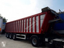Piacenza S38S2K38 semi-trailer used scrap dumper