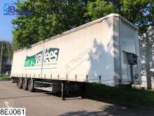 Fruehauf Tautliner Disc brakes semi-trailer used tautliner