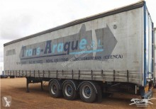 Lecitrailer PORTABOBINAS semi-trailer