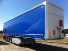 Schmitz Cargobull SCS 2700mm de passage - 2 ess relevables - PLSC NEUVES disponibles sur parc actuellement semi-trailer new tautliner