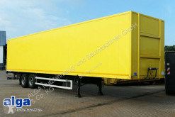 trailer nc SCHUTZ, SA 300, 2 achser, wenig KM, 13,5 m. lang
