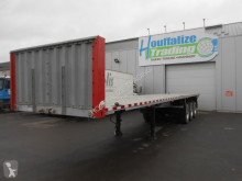 Schmitz Cargobull Platform twistolocks - full steel/drum brakes semi-trailer