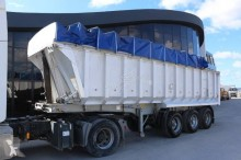 Tisvol D-1703 Basculante semi-trailer used tipper