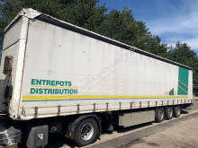 Schmitz Cargobull S3 - 3-achsen LADEBORDWAND - LIFT-ACHSE - ANTI THEFT CURTAINS - 2m70 INSIDE HEIGHT - NICE CONDITION semi-trailer