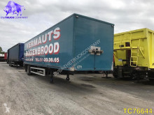 Samro Closed Box semi-trailer used