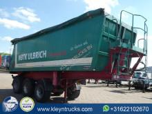 Návěs Meierling MSK 24 33 m3 alu 5300 kg korba použitý