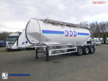 Powder tank alu 40 m3 semi-trailer used tanker