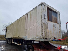 Trailer containersysteem Lamberet Oplegger