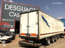 Chereau refrigerated semi-trailer SR3 4DR