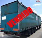 Semirremolque Lecitrailer SR3 E19.5 lonas deslizantes (PLFD) usado