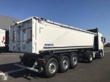Semi remorque Schmitz Cargobull SKI Revêtement anti Colmatant - dispo sur parc benne neuve