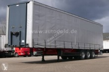 Kögel S3D4S23E semi-trailer used reel carrier tautliner