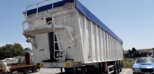 Benalu CEREALIERE semi-trailer used cereal tipper