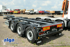 naczepa D-TEC FT-LS-S, Flexitrailer, Multi, Container Chassis!