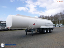 Cobo Fuel tank alu 39.9 m3 / 5 comp semi-trailer