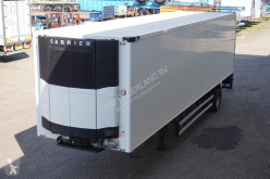 Pacton Koel/ Vries 1-assig/ Stuuras semi-trailer used mono temperature refrigerated