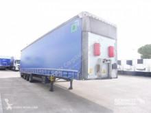 Naczepa Schmitz Cargobull Telone scorrevole Mega firanka używana