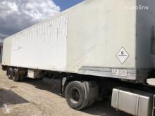 Semirremolque furgón Fruehauf blatt blatt