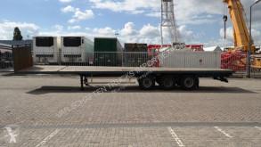 Burg flatbed semi-trailer