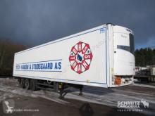 Schmitz Cargobull Tiefkühlkoffer Multitemp Doppelstock Trennwand semi-trailer