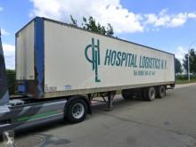 Fruehauf DF33C semi-trailer used