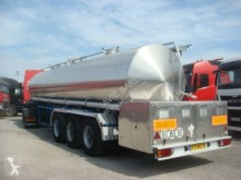 Magyar ALIMENTAIRE semi-trailer used food tanker
