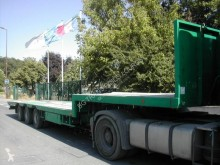 Kaiser semi-trailer used flatbed