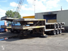Semirremolque Nooteboom OD48 Low Loader Full Steel Spring Suspension 12 Tyre Heavy Duty portamáquinas usado