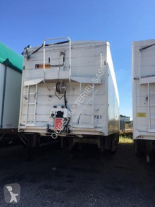 Socari cereal tipper semi-trailer CEREALIERE OUVERTURE LATERALE
