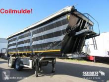 Kotschenreuther Kipper Stahlrundmulde semi-trailer