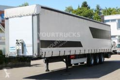 Fliegl Plane Standard 2,8h /BPW /Edscha semi-trailer