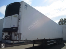 Semi remorque frigo mono température SOR SP71 ,3 Axle, Fridge trailer , aluminum rims , new tires !!