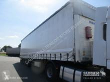 semi remorque Schmitz Cargobull Rideaux Coulissant Mega Double étage