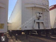 Samro moving floor semi-trailer