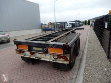 naczepa Flandria 20 FT Chassis / Double montage / Air suspension